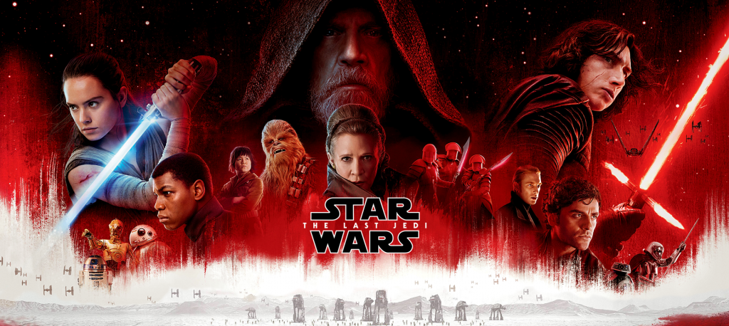 Moc jest silna, Star Wars The Last Jedi recenzja
