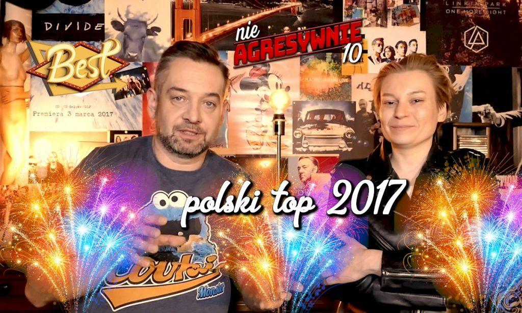 najlepsze polskie płyty 2017