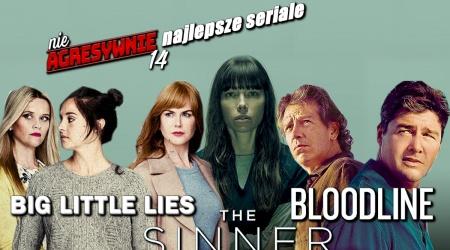 Nowe seriale 2018 i nie tylko- The Sinner, Wielkie Kłamstewka, Bloodline