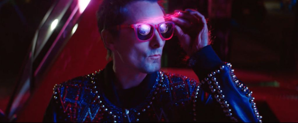 Muse Thought Contagion nowy teledysk