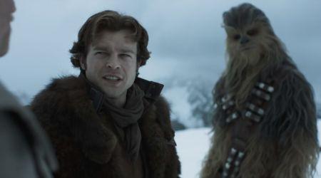 Han Solo Gwiezdne Wojny historie – pierwszy zwiastun! Han Solo trailer