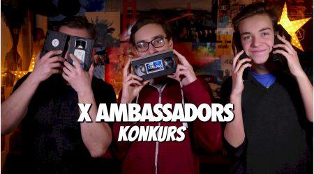 X Ambassadors w Warszawie. Wygraj bilety na koncert X Ambassadors.
