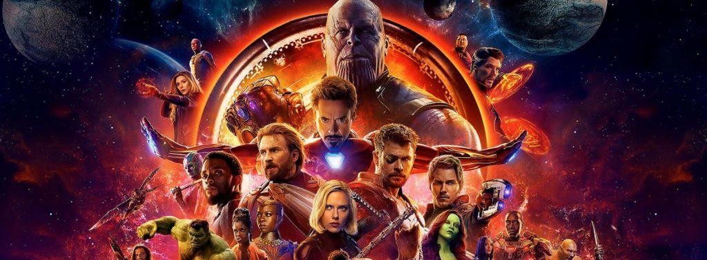 Avengers Infinity War recenzja, Avengers Infinity War opinie