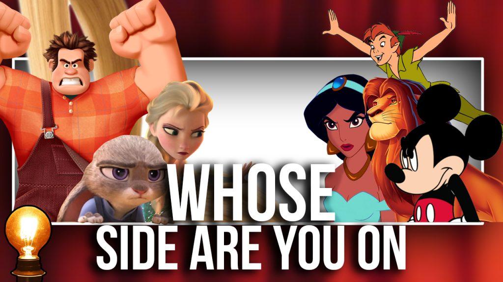Disney klasyczna animacja Kulturalne historie #3