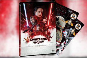 Ostatni Jedi konkurs – wygraj nowe Gwiezdne Wojny na DVD!