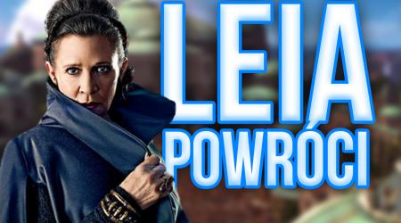 Leia powróci w Star Wars 9! Gwiezdne Wojny 9 obsada