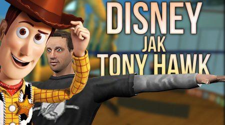 Disney's Extreme Skate Adventure, czyli disneyowska kopia Tony'ego Hawka