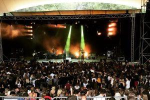 Rock In Summer Festival sobota w środku tygodnia.