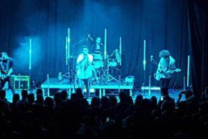 Koncert Clock Machine w warszawskim klubie Niebo.