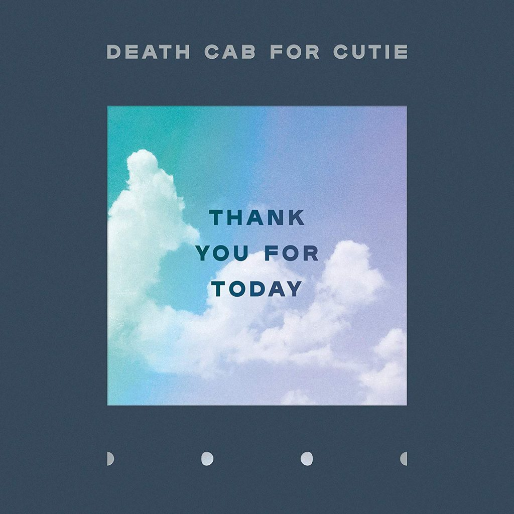 Dead Cab For Cutie - Thank You For Today