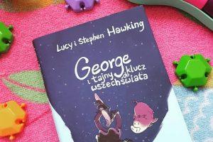 Lucy i Stephen Hawking – George i tajny klucz do Wszechświata