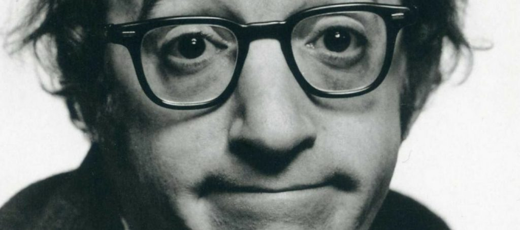 Deszczowy Woody Allen
