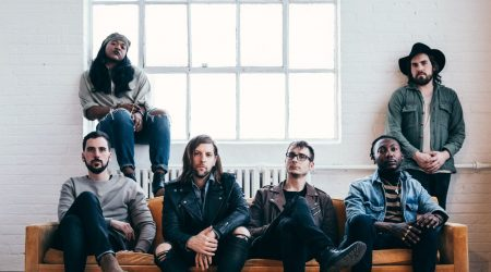 Welshly Arms Sanctuary. Nowy kawałek i nowy album Welshly Arms No Place Is Home