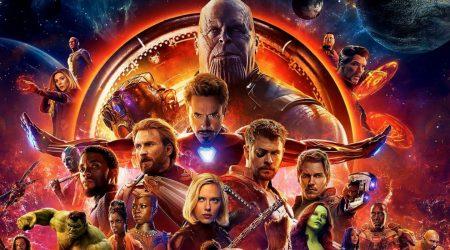 Avengers Infinity War recenzja - to Infinity and Beyond!