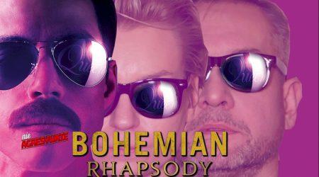 Queen Bohemian Rhapsody film czy warto obejrzeć? Recenzja