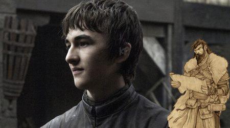Bran Stark to Brandon Budowniczy? Szalony Król oszalał przez Brana?