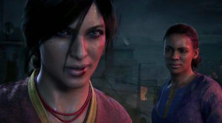 Uncharted: The Lost Legacy - trailer nowego fabularnego DLC