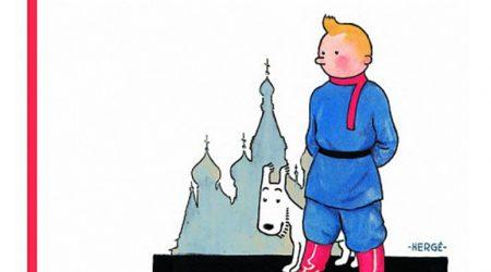 Tintin w kraju Sowietów