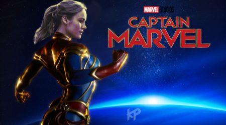 Kapitan Marvel - grafiki koncepcyjne, Skrulle i Nick Fury!